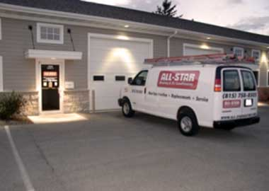 All-Star Heating & Air Conditioning Location