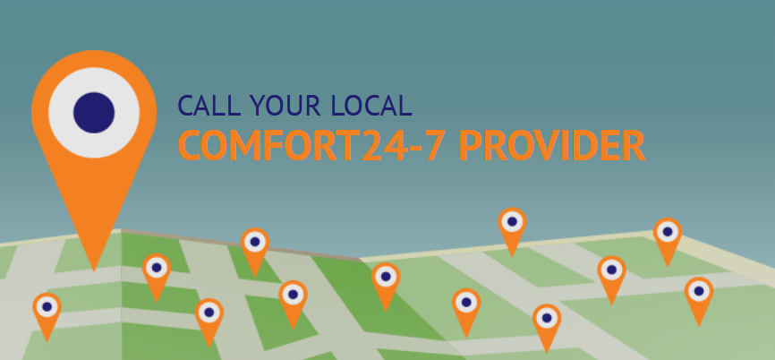 "By partnering with the Comfort24-7 Network, All-Star Heating & Air Conditioning safeguards our customers with the ""Comfort Promise."""